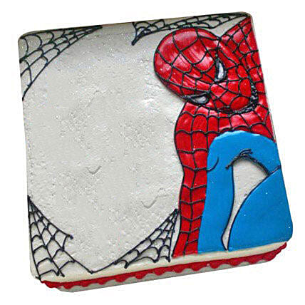 Web of Spiderman Cake: Spiderman Cakes