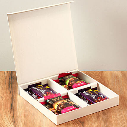 White FNP Box Of Chocolates: Send Thinking Of You Gifts