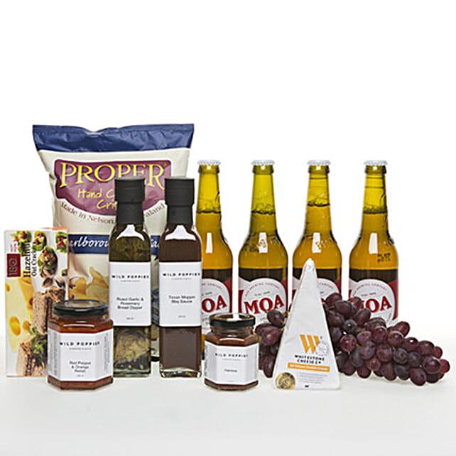 Fun N Food Hamper Send Birthday Gifts To New Zealand