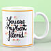 best printed mug for friendship day