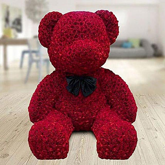 800 Red Roses Teddy: Premium Gifts UAE