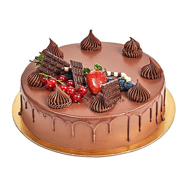 Fudge Cake Birthday Delivery In UAE