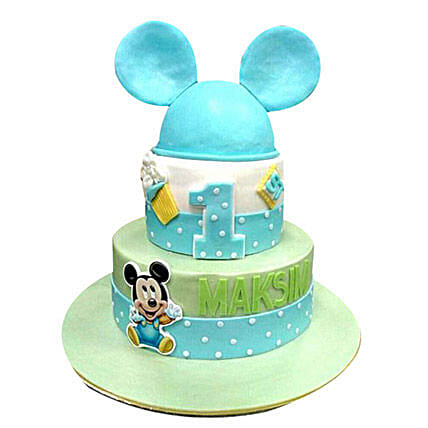 Mickey Mouse Cake: Send Mickey Mouse Cakes to UAE