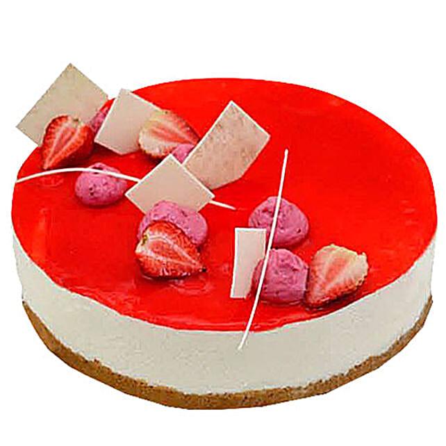 Strawberry Cheesecake: Send Cheesecakes to UAE