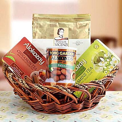 Blessings of Love: Dubai Gift Basket Delivery