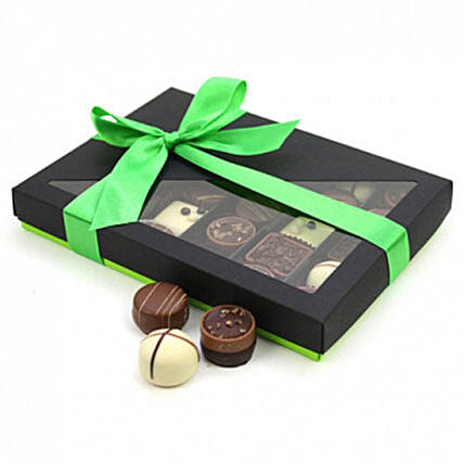 Box Of Assorted Belgian Chocolates30: Send Chocolate to UK