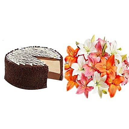 Send Flowers And Cake To New Jersey
