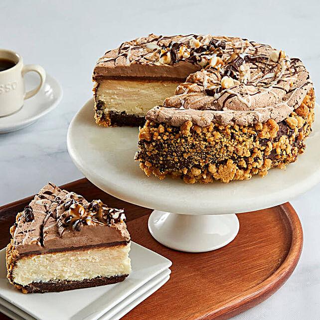 Vesuvius Cake: Cake Delivery in USA