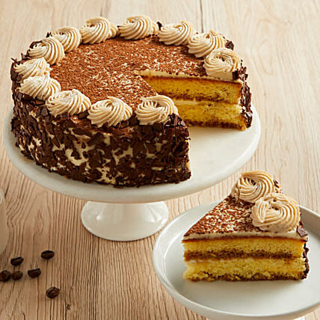 Tiramisu Classico Cake: Send Birthday Cakes to USA