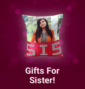 Bhai Dooj Gifts for Sister Online