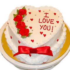 Order Heart Shaped Cakes to Canada
