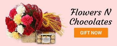 Order Flowers N Chocolates in Canada