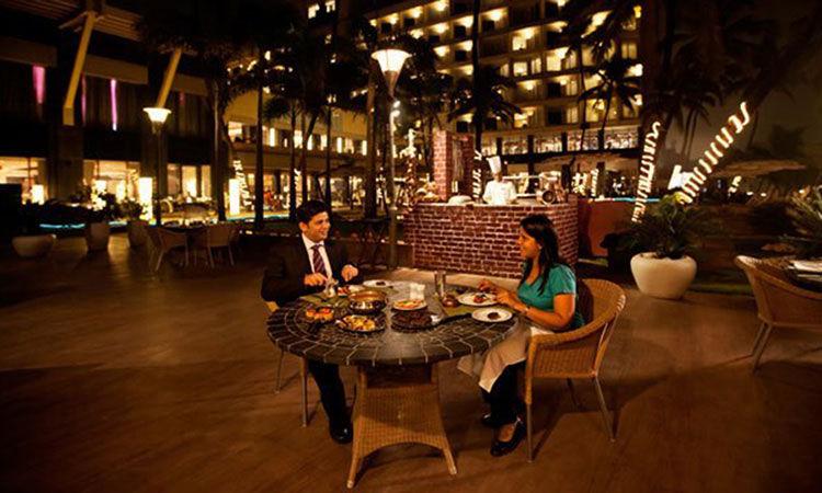 Fine Dining Amidst Juhu Beach