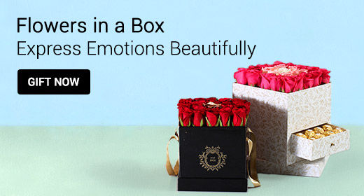 Flowers Box Gifts online