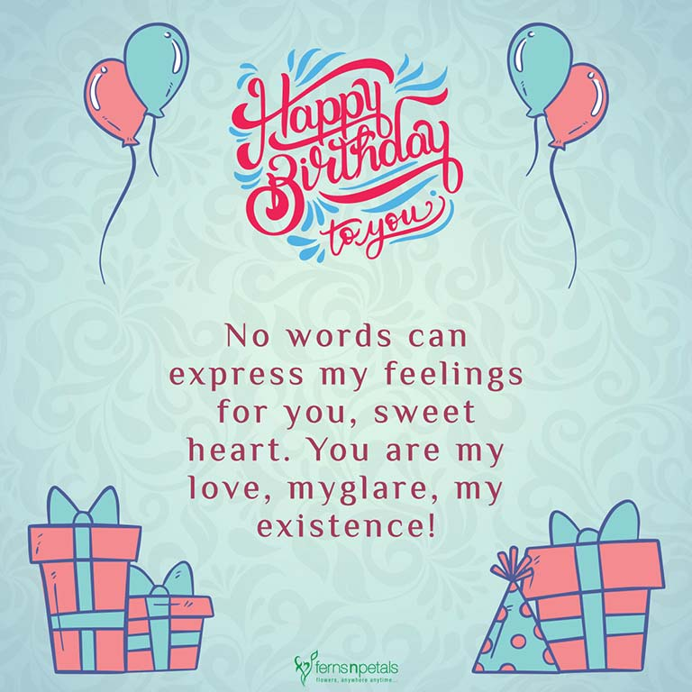 Birthday Wishes Wish For