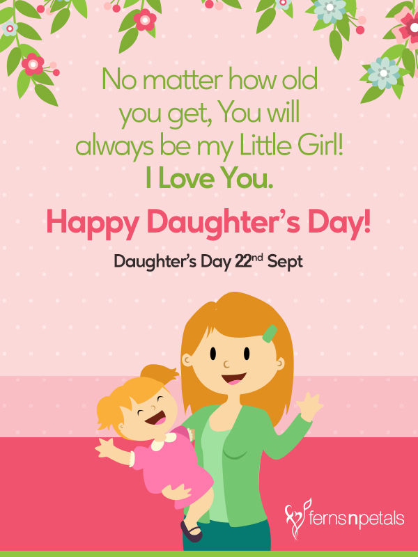 best daughters day images