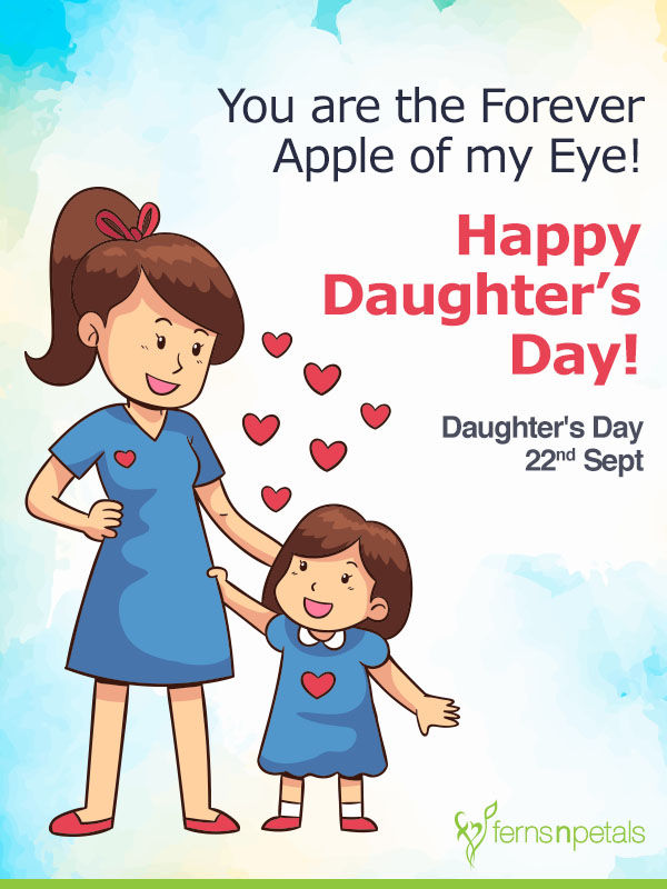 happy daughters day images