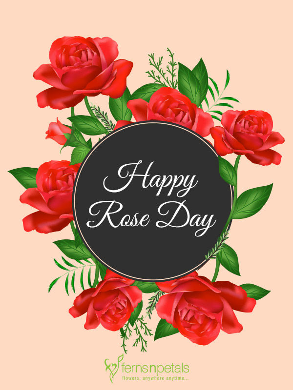 wishing images for rose day