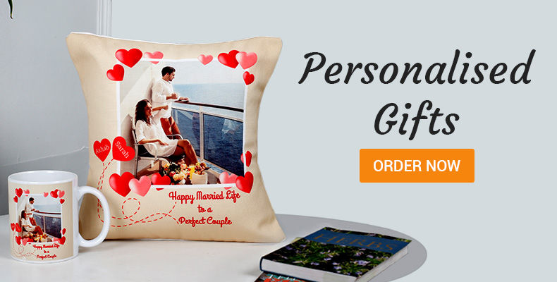 personlised Gifts to USA