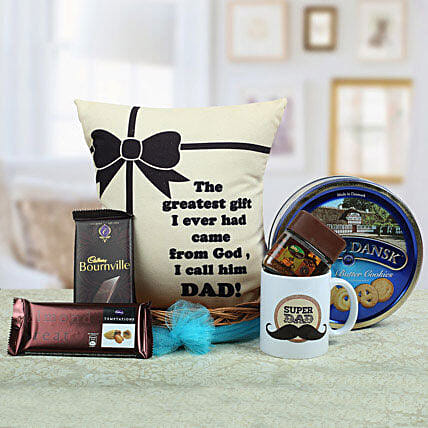 Fathers Day Combo Gift Hamper