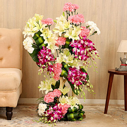 Online Grand Flower Arrangement