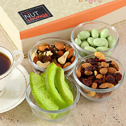Almond Pista Dry Fruits Combo
