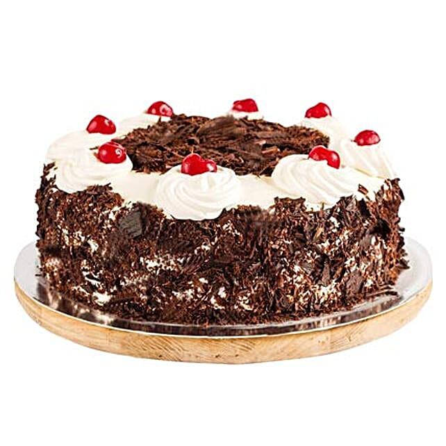Chocolate Sponge Black Forest Cake