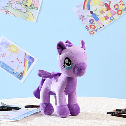 Online Appealing Purple Pony