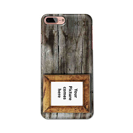 Apple iPhone 8 Plus Personalised Vintage Phone Case