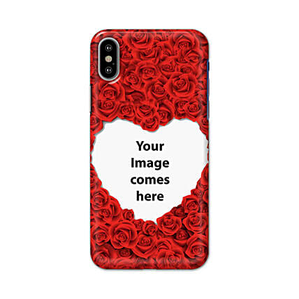 Apple iPhone X Floral Phone Cover Online