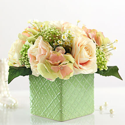 artificial floral arrangement online