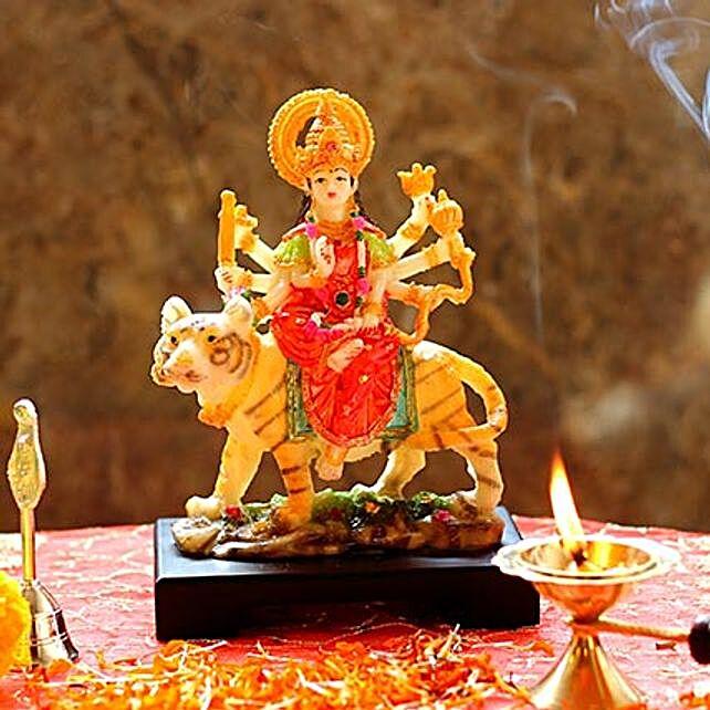 Lord Durga Maa Satue