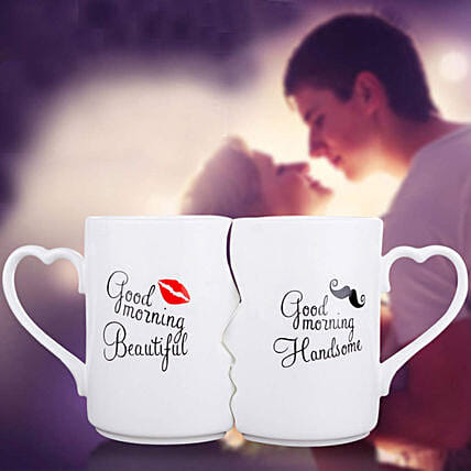 Online Beautiful Morning Mug Set