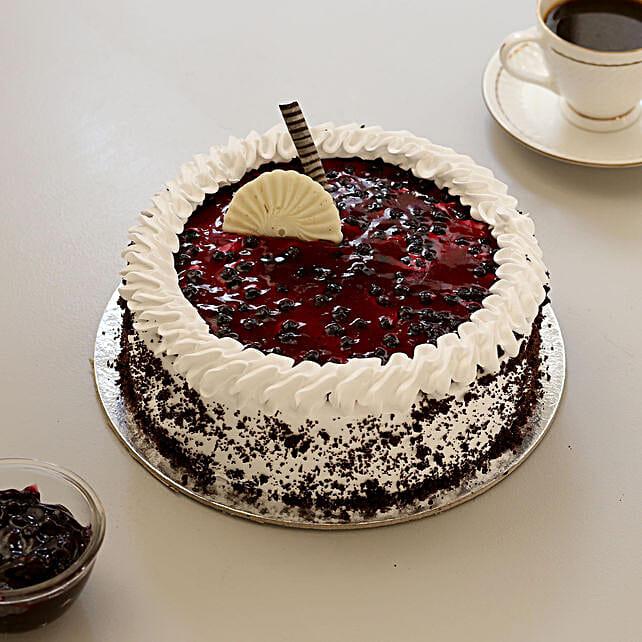 Online Blueberry Cake