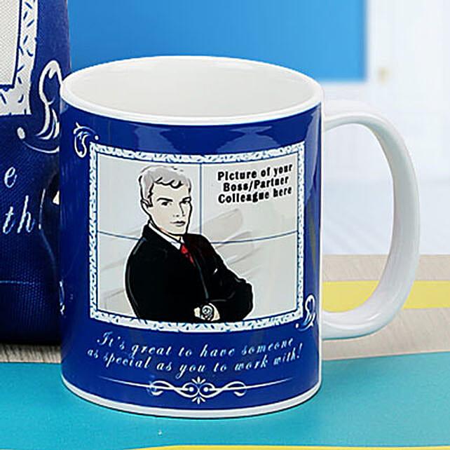 Boss The Personalized Mug