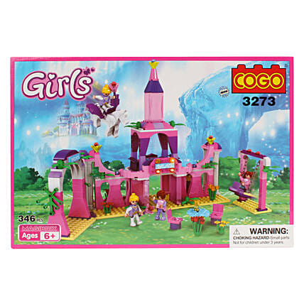 Bloxk game for girls