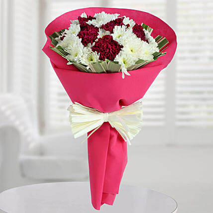 Online Bouquets Of Carnations