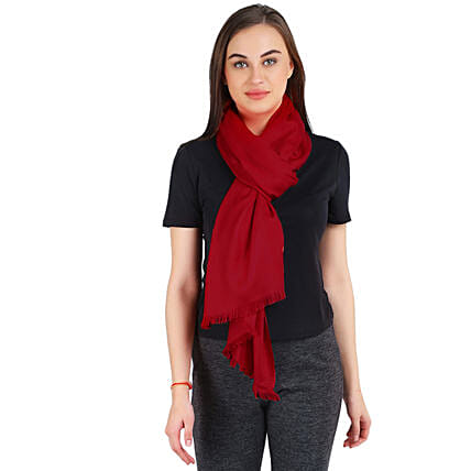 silk made scarf online