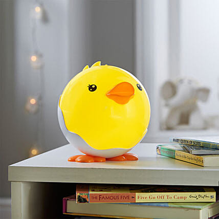 Duck shape night lamp