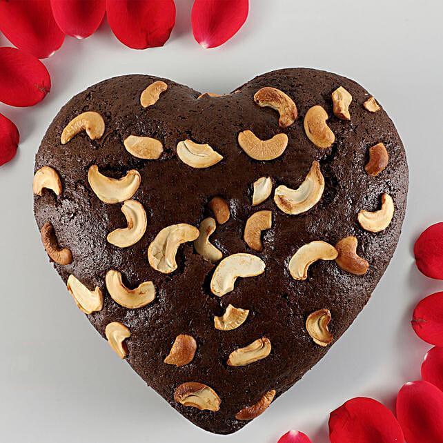 choco nut dry cake online