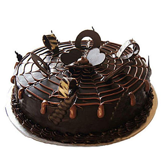 Chocolatey Drops of Pride Cake Half kg