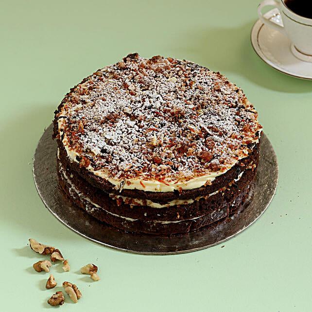Online Chocolaty Carrot Cake
