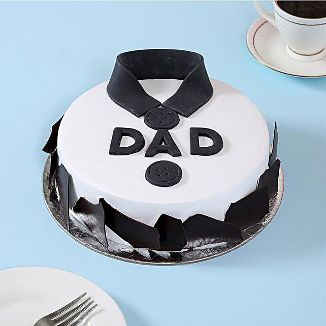 Classic Fondant Dad Cake