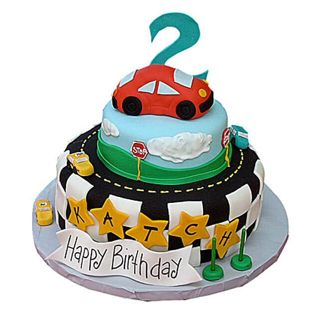 Coolest Car Cake 3kg