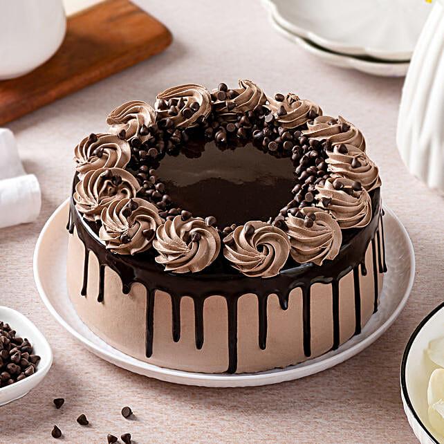 Online butterscotch cream cake