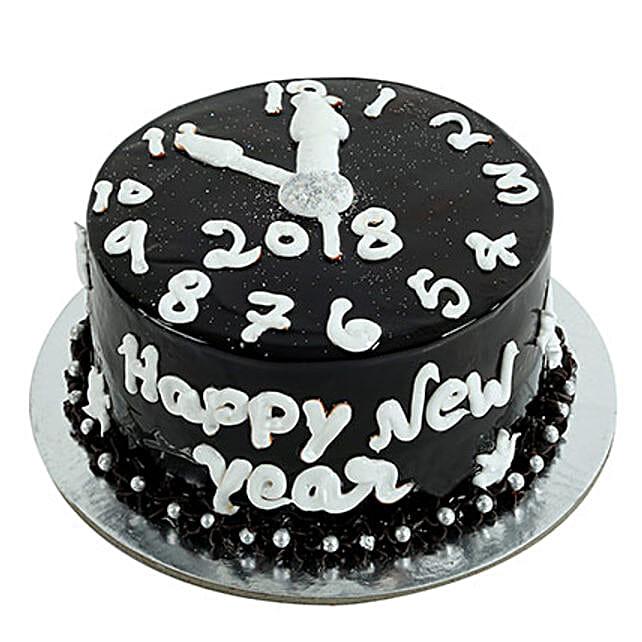 New Year Cake Half kg