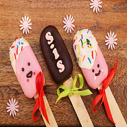 Chocolate Cakesicles for Kids Online