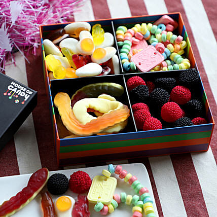 Delicious Candy Box- 400 gms