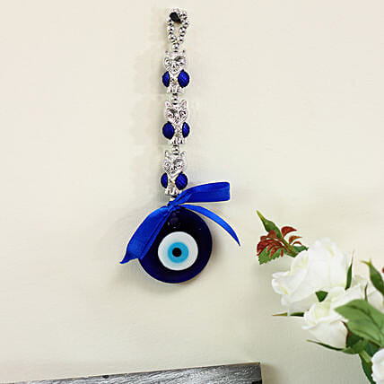 authentic evil eye hanging