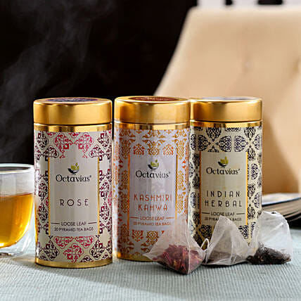 Tea Bags Hamper Box Online